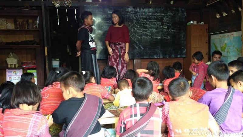 Rumah Belajar Sianjur Mulamula